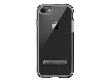Spigen iPhone 8/7 Ultra Hybrid S Jet Black