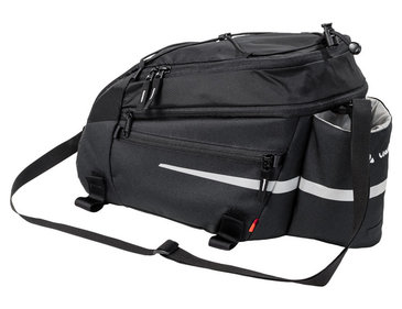 Vaude Silkroad single bicycle bag black
