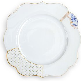 Pip Studio Royal White Plate