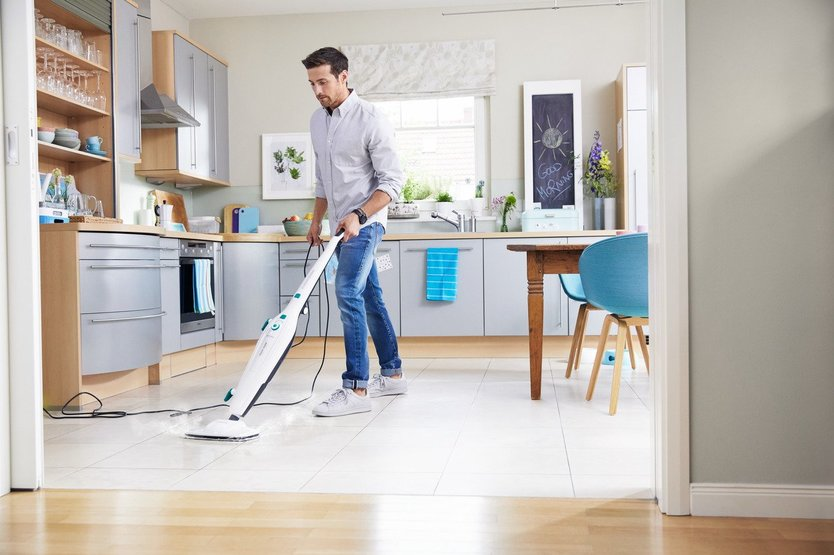 Leifheit steam cleaner CleanTenso
