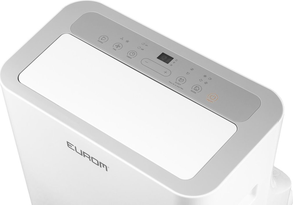 Eurom Coolsilent 90 mobiele airconditioner