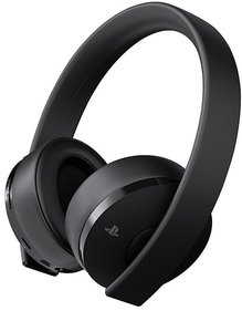 Sony PS4 Gold Wireless Stereo-Headset
