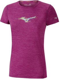 Camiseta Mizuno Impulse Core Graphic
