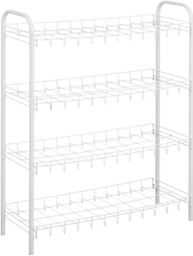 Metaltex Shoe 4 shoe rack