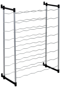 Metaltex bottle rack