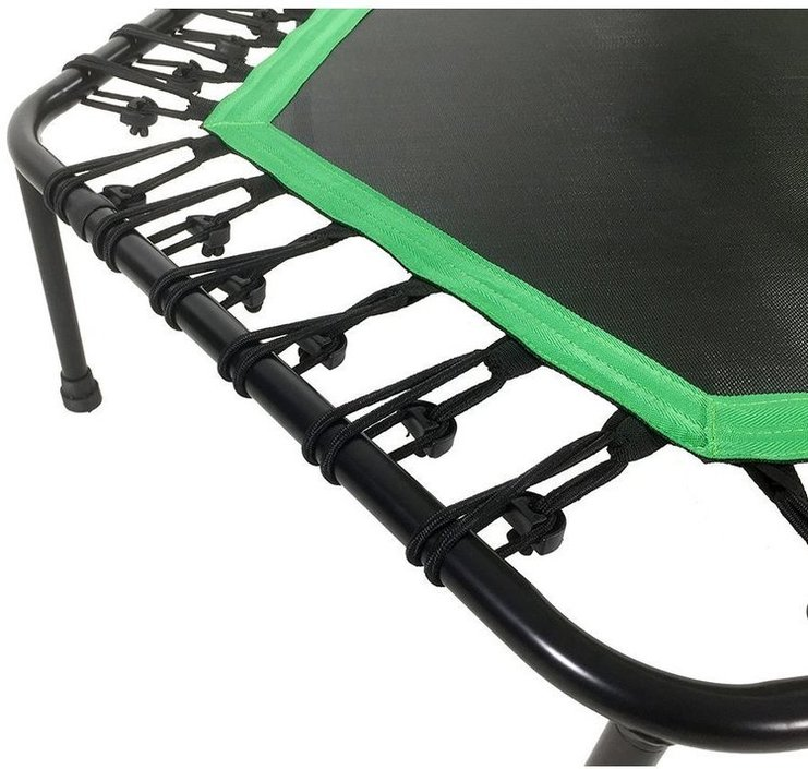 Tunturi Hexagon Fitness Trampoline with protective cover
