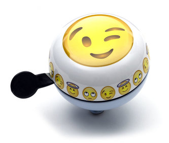 BEL WIDEK DING DONG 60MM EMOTICON WINKING FACE