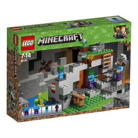 LEGO Minecraft The zombie cave - 21141