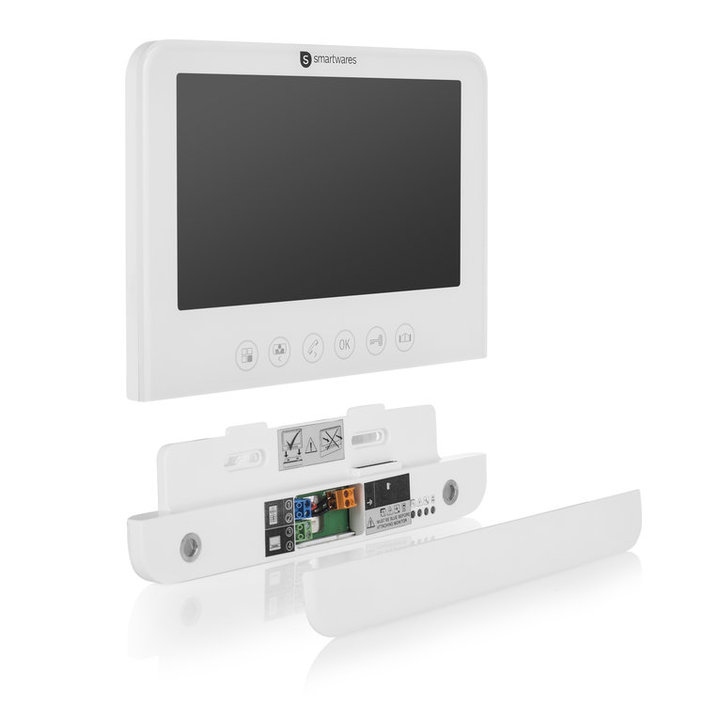Smartwares DIC-22202 video-intercom extra binnenscherm