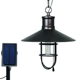 Luxform Solar Caledon ceiling light