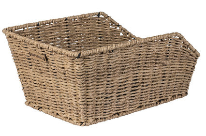 Basil Cento bicycle basket brown