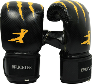 Bruce Lee Signature punching bag-gloves