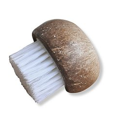 Point-Virgule mushroom brush