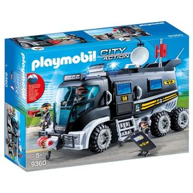 Playmobil SIE Truck With Light And Sound 9360