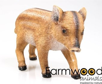 Farmwood Animals Wild boar garden image
