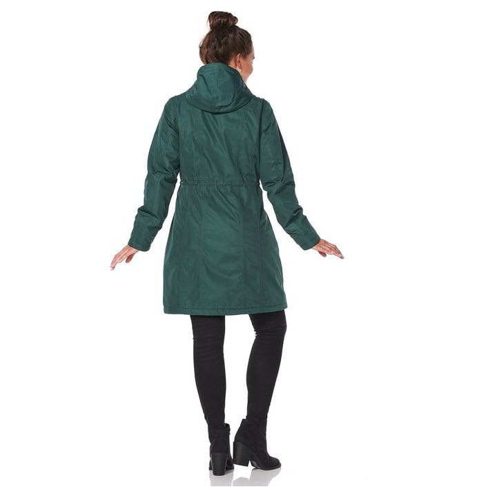 Happy Rainy Days Twill Coat Grenoble regenjas dames