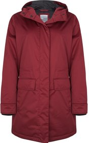 Happy Rainy Days Satin Parka Rhodos regenjas dames