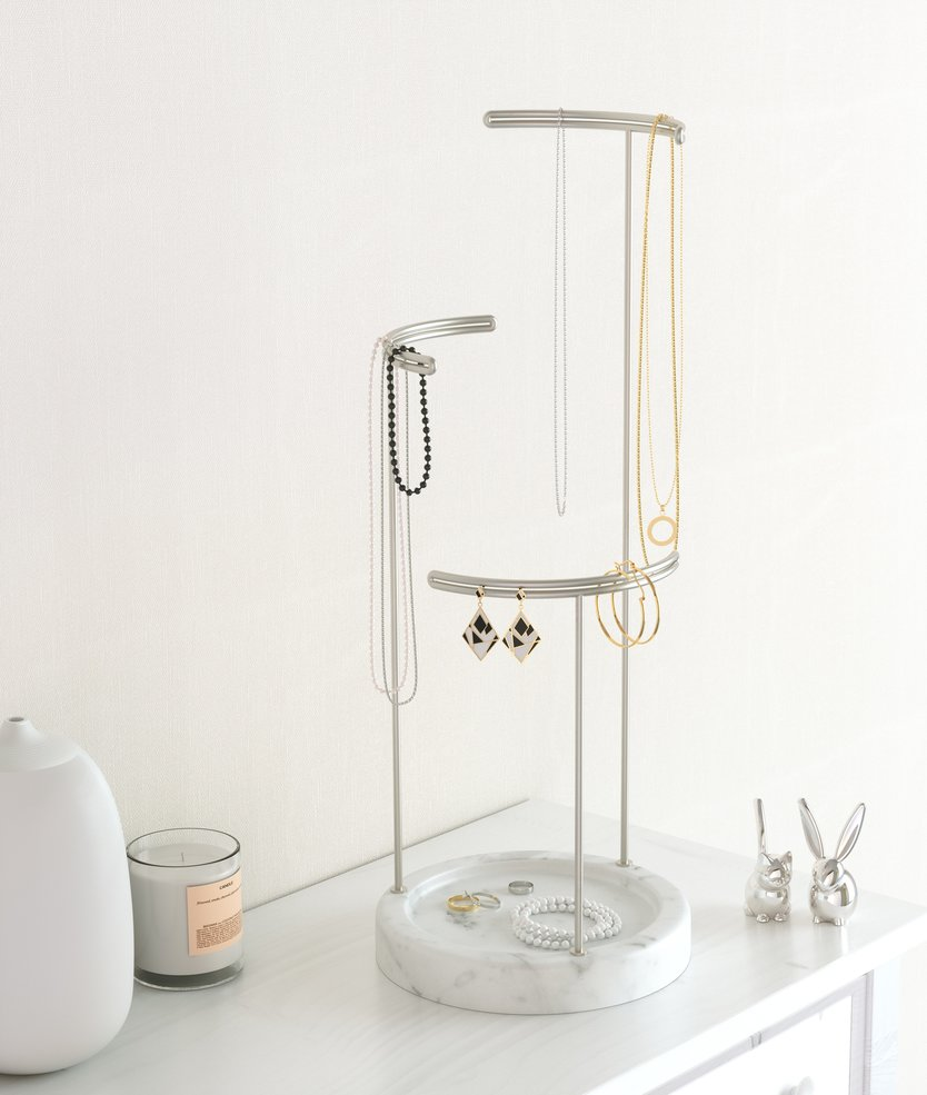Umbra Tesora jewelry rack