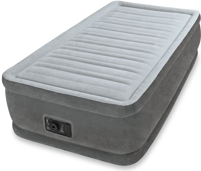 Intex Comfort Plush Elevated Airbed Twin