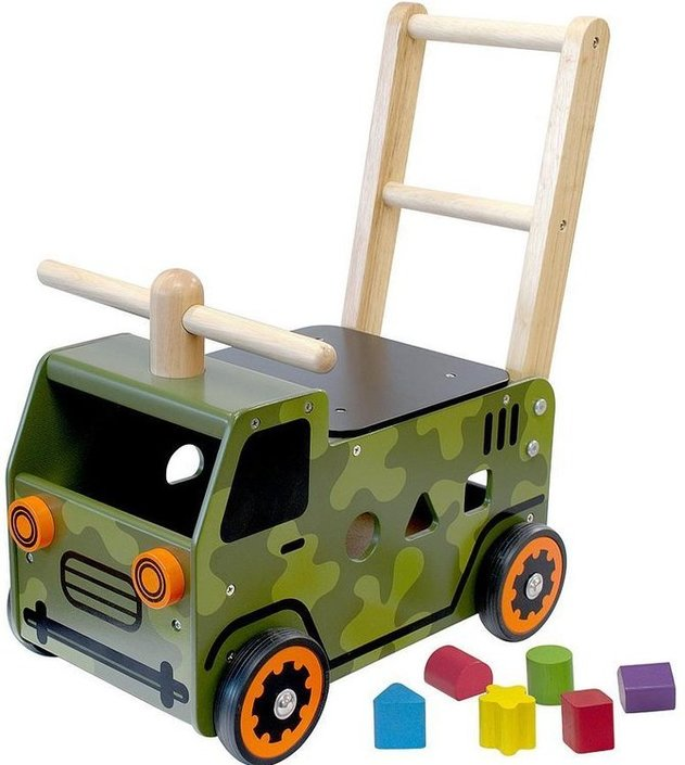 I'm Toy Army loopwagen