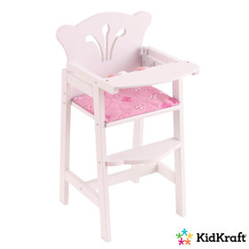 Kidkraft Highchair doll Lil 'doll