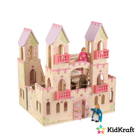 Kidkraft Dollhouse princess castle