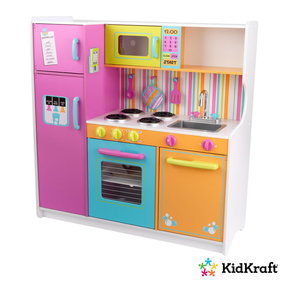 KidKraft Houten kinderkeuken Deluxe Big and Bright