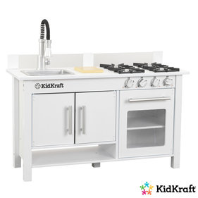 KidKraft Wooden children's kitchen Little Cook's Work Station