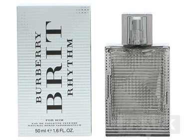 Burberry Brit Rhythm For Him Intense Spray EDT