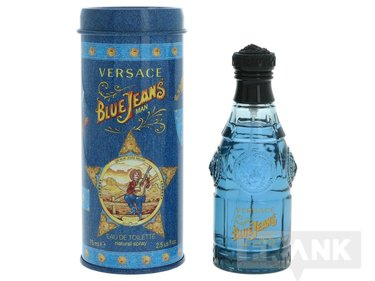 Versace Blue Jeans Man Spray EDT