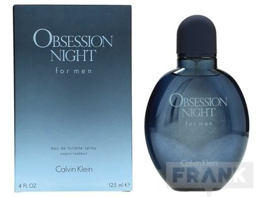 Calvin Klein Obsession Night For Men Spray EDT