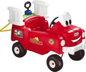 Little Tikes Fire truck med spruta