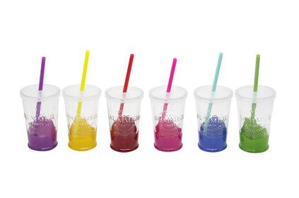 Cosy & Trendy Summer Party glas - set van 6