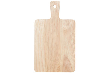 SERVING BOARD MINI S4 19X11CM RUBBERWOOD RUBBERWOOD