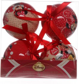 Disney Minnie Mouse Kerstballen