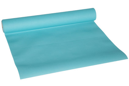 CT PROF TABLE RUNNER TURQUOISE 0.4X4.8MPAPER