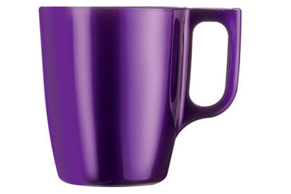 FLASHY COLORS MUG PAARS 32CL