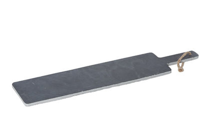 SLATE TRAY RECTANGLE 55X12XH1CM