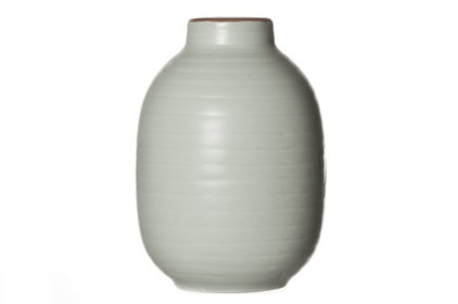 MINI JUG VASE GRAY GREEN D7,5X11CM KER