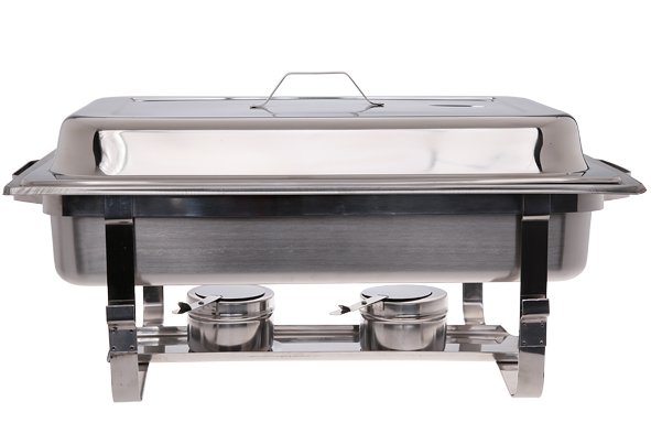 CT PROF CHAFING DISH GN1-1 9L INOX 18-10GN 1/1
