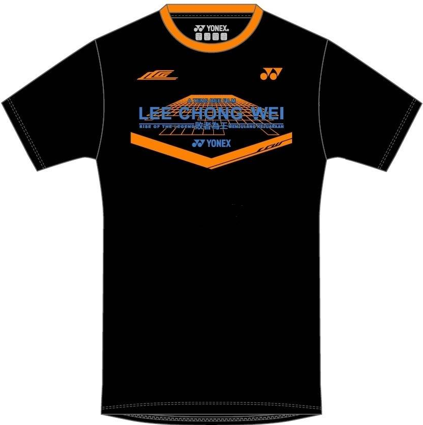 Yonex LCW Movie shirt (Maat: S)