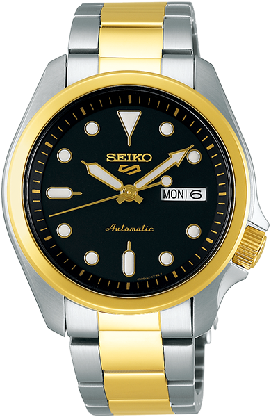 Seiko 5 Sports SRPE60K1 herenhorloge