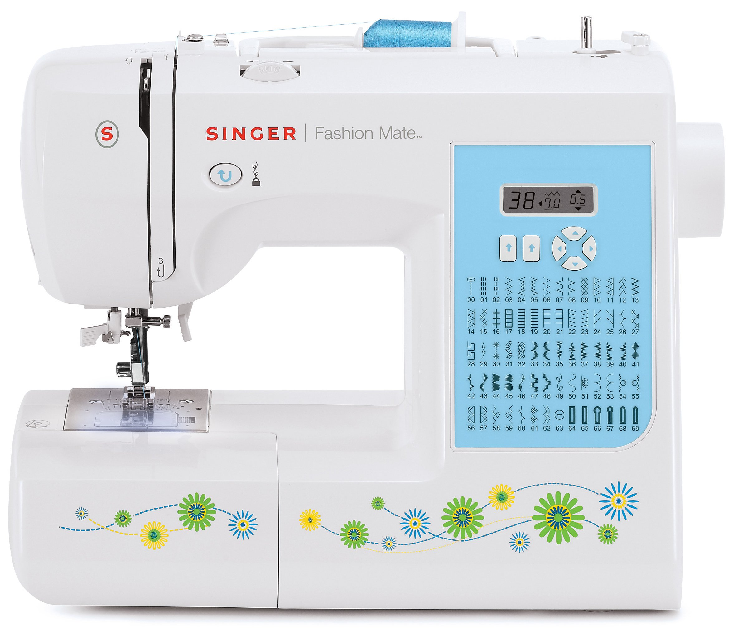 - Singer Fashion Mate 7256 naaimachine