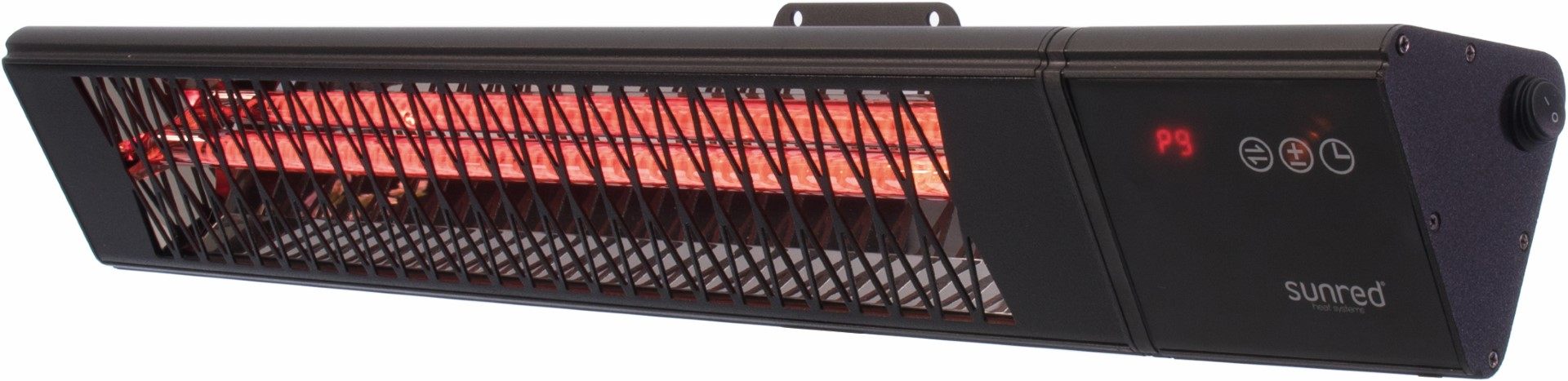 Sunred Royal Diamond Dark 2500 Professional Smart Heater