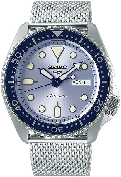 Seiko 5 Sports SRPE77K1 herenhorloge