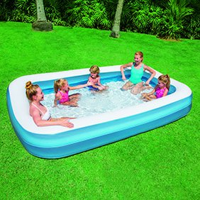Bestway Family 850 inflatable pool