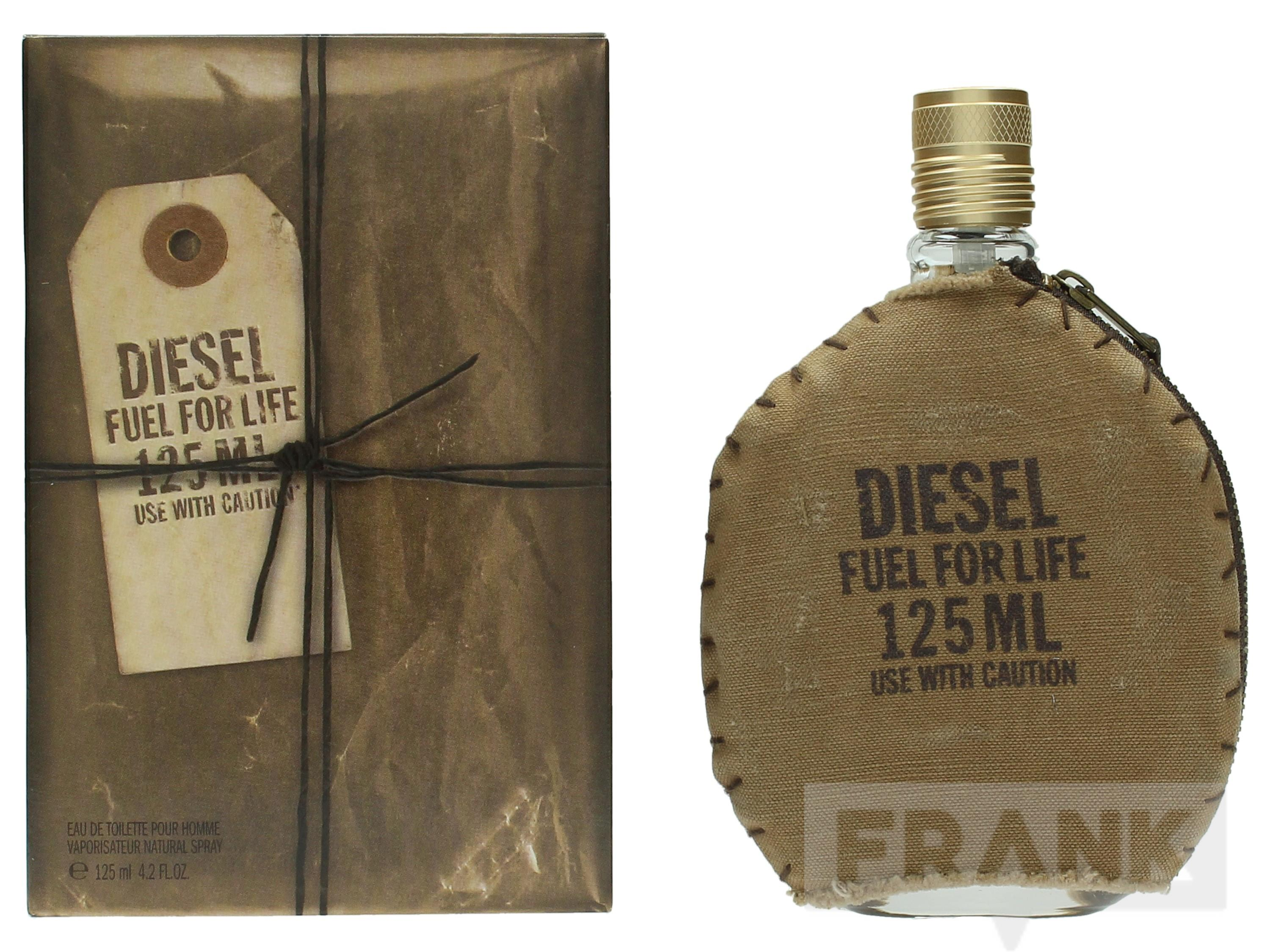 Diesel Fuel For Life Pour Homme Spray EDT