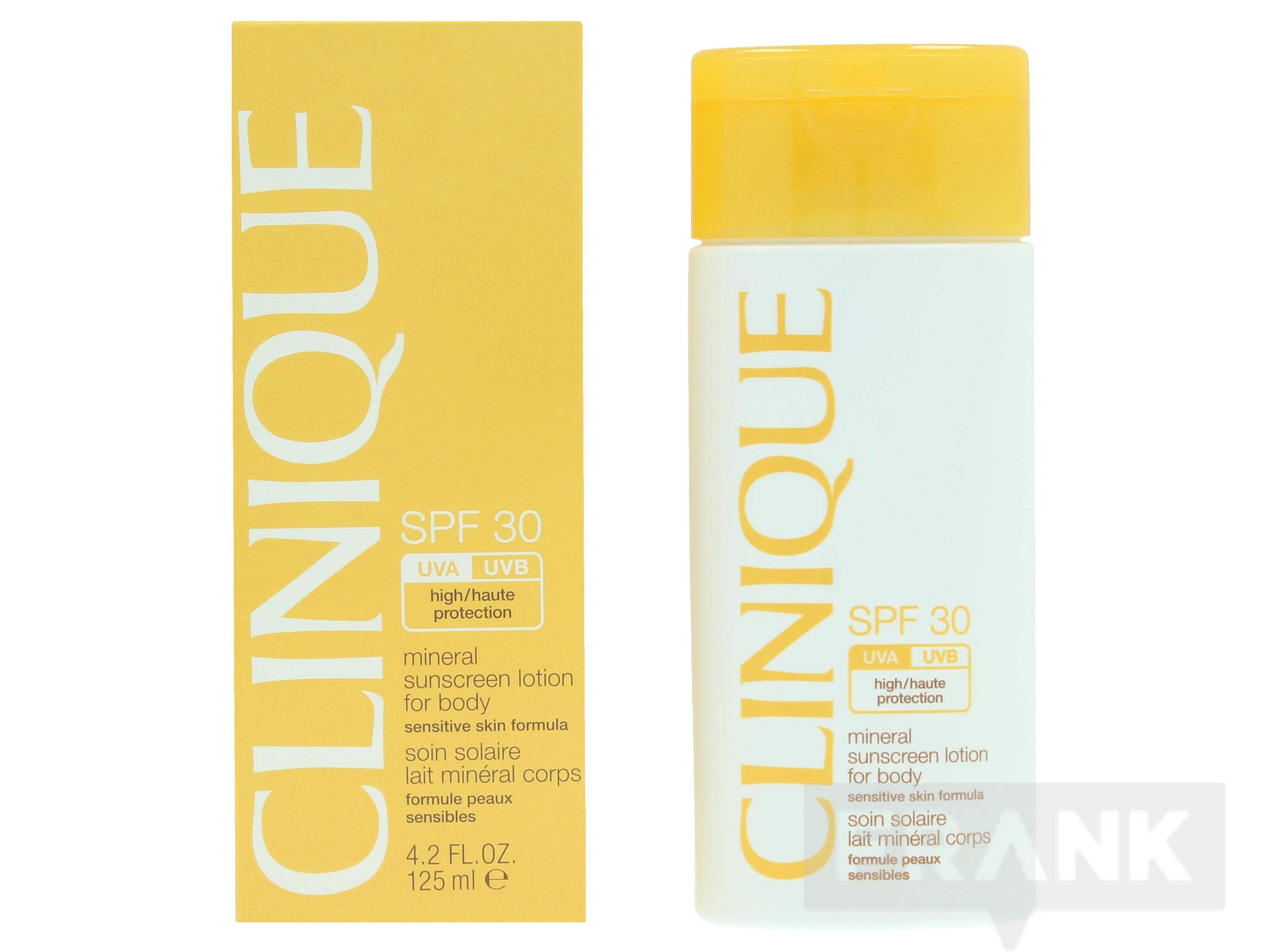 Clinique Mineral Sunscreen Lotion For Body SPF30 125ml