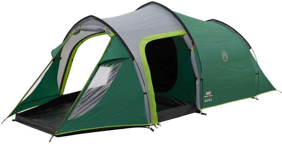 Coleman Chimney Rock 3 Plus tunneltent