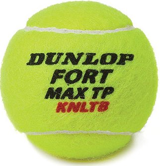Dunlop Fort Max TP KNLTB Official tennisballen